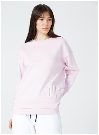 National Geographic Sweatshirt Lila